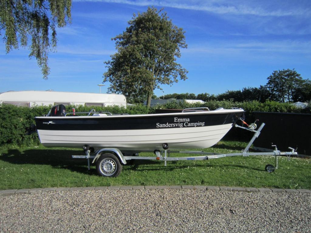 Sandersvig båd