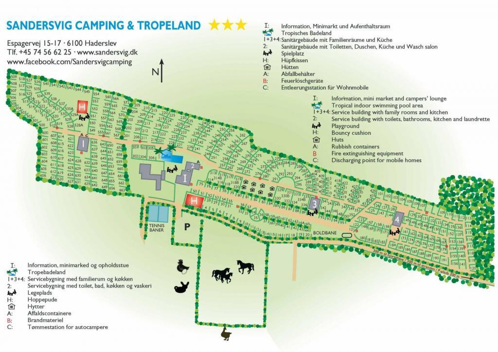 Camping i sønderjylland