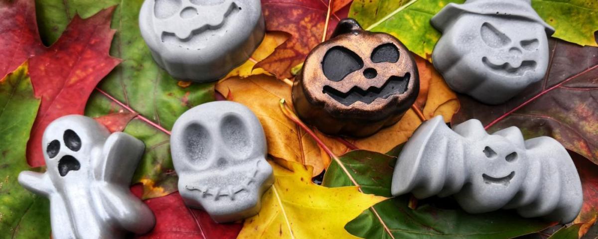 Halloween til Sandersvig